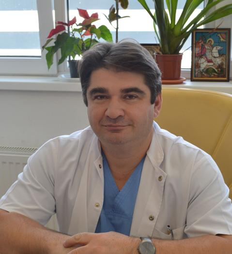 Dr. Silviu Marinescu
